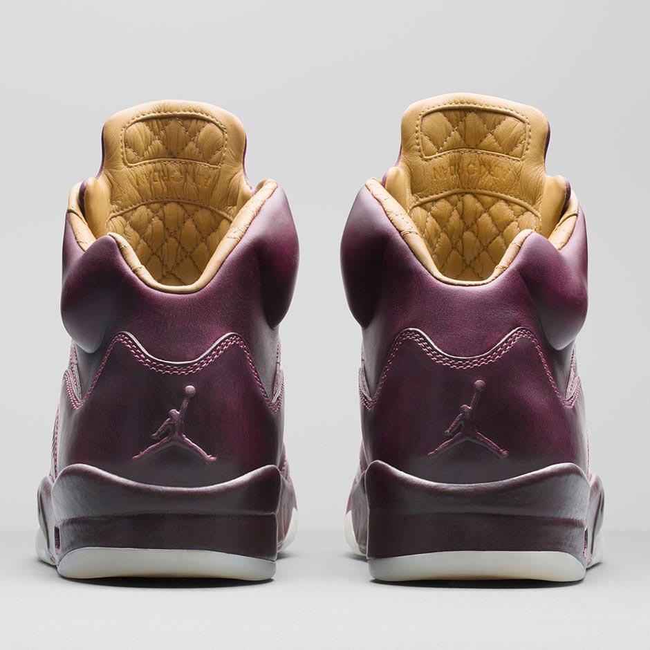 7ffe58385c13a4 Air Jordan 5 Premium Bordeaux - Le Site de la Sneaker