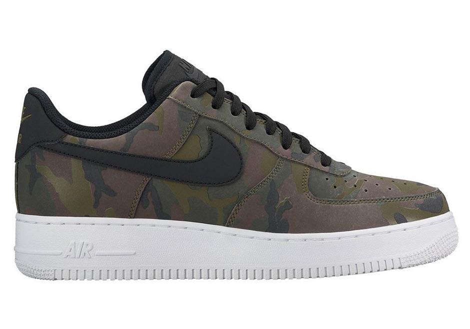 Un Nike Air Force 1 Low Camo Pack pour décembre Le Site de