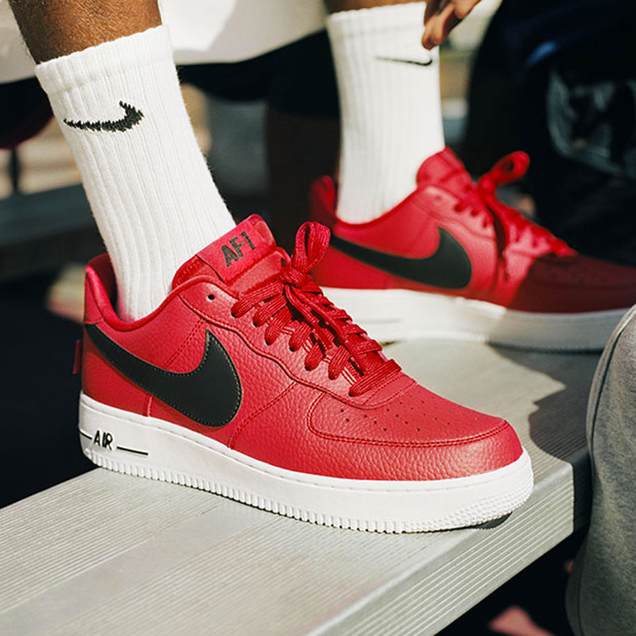 NIKE AIR FORCE 1 '07 LV8 NBA Pack : que la force de la Ligue