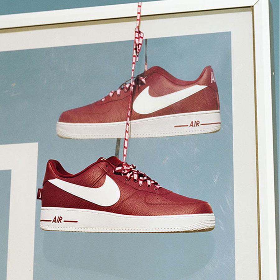 7b773d4002f Nike Air Force 1 Low NBA Pack - Le Site de la Sneaker