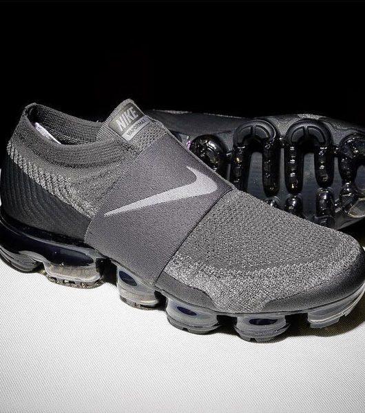 c6cbf21d20c5d Preview  Nike Air VaporMax Laceless Grey. Après un aperçu des coloris Multi  ...