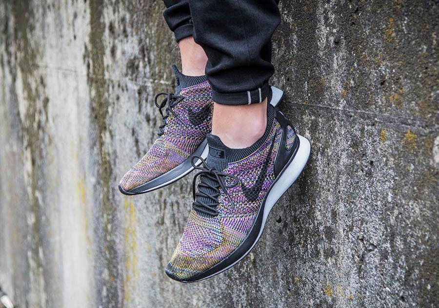 Une nouvelle Nike Air Zoom Mariah Flyknit Racer Multi Color