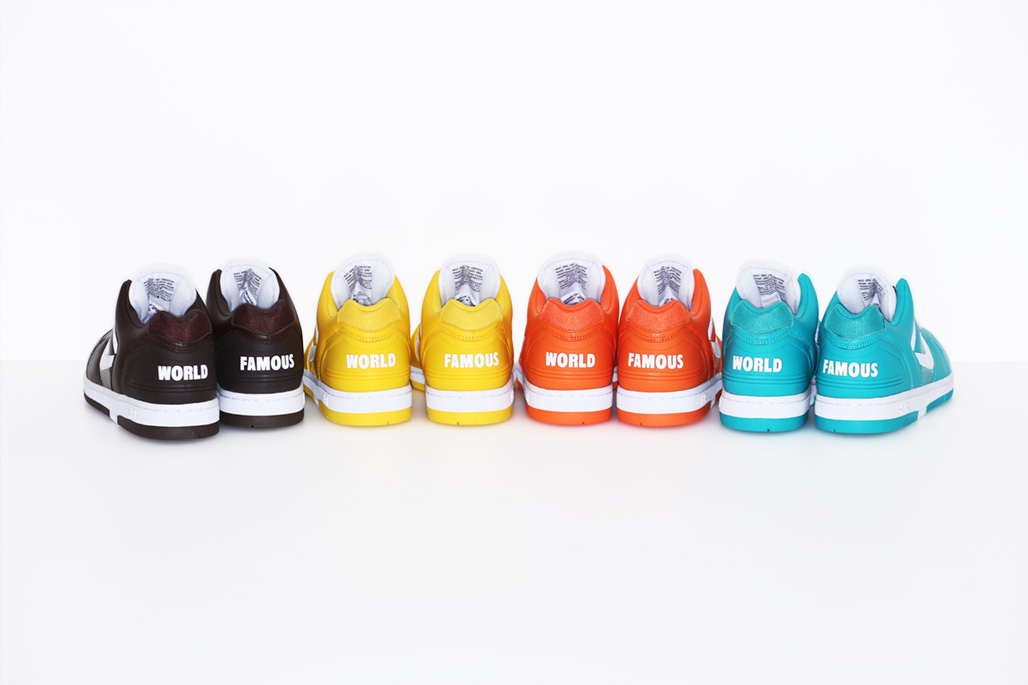 Supreme x Nike SB Air Force 2 Collection