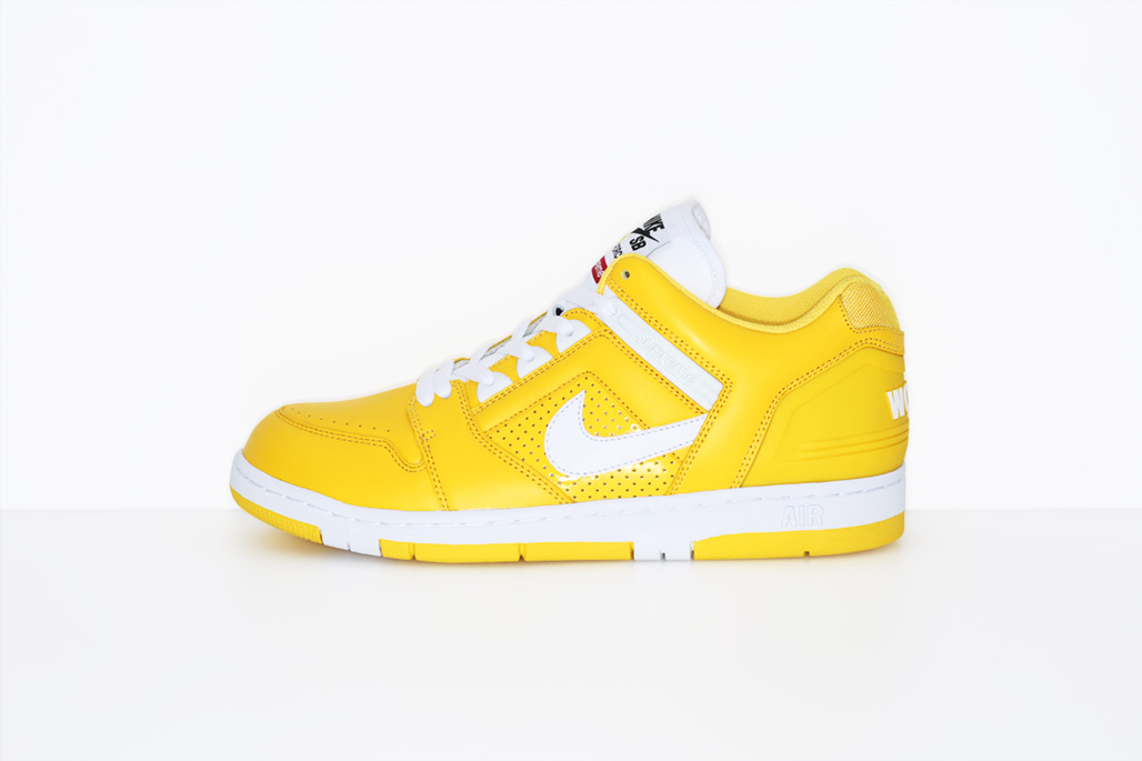 new style f4ffd e4f7a nike-sb-air-force-2-supreme-yellow