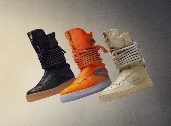 separation shoes 4ee2c 8fdf3 nike-sf-af1-high-collection