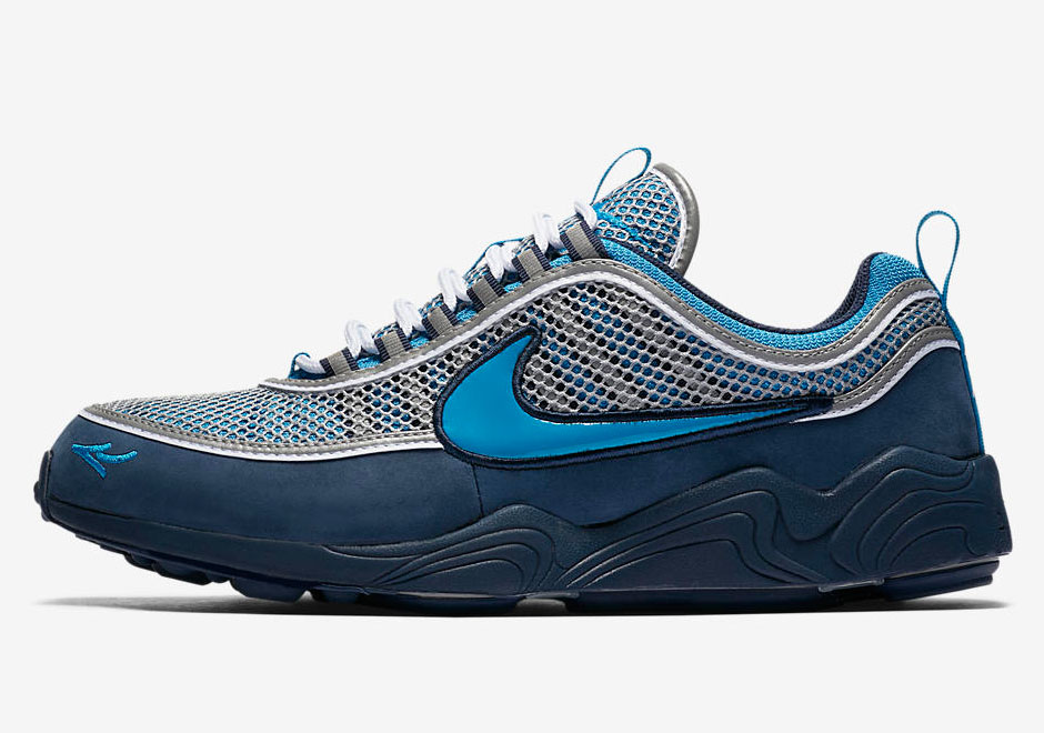air max zoom spiridon bleu