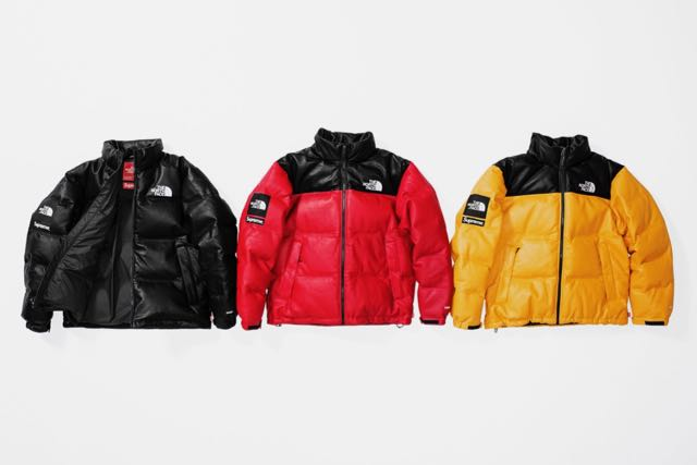 Supreme x The North Face Fall Collection 2017 Le Site de