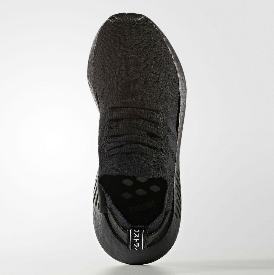 Adidas R2 Nmd Pk Negro m4upR6T