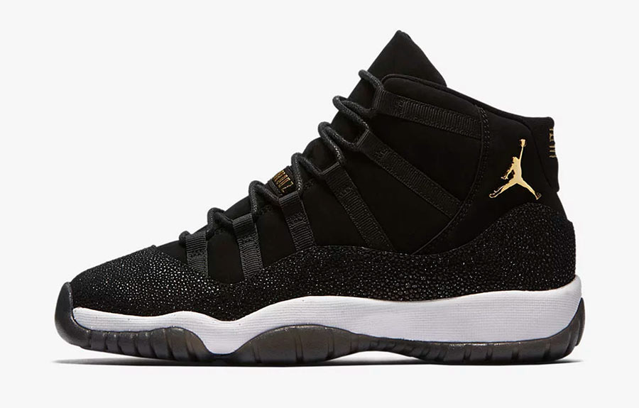 Air Jordan 11 GS Black Stingray