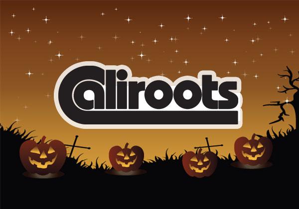 caliroots code promo halloween 2017