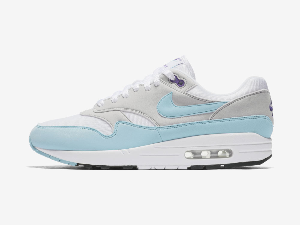 nike air max one bleu