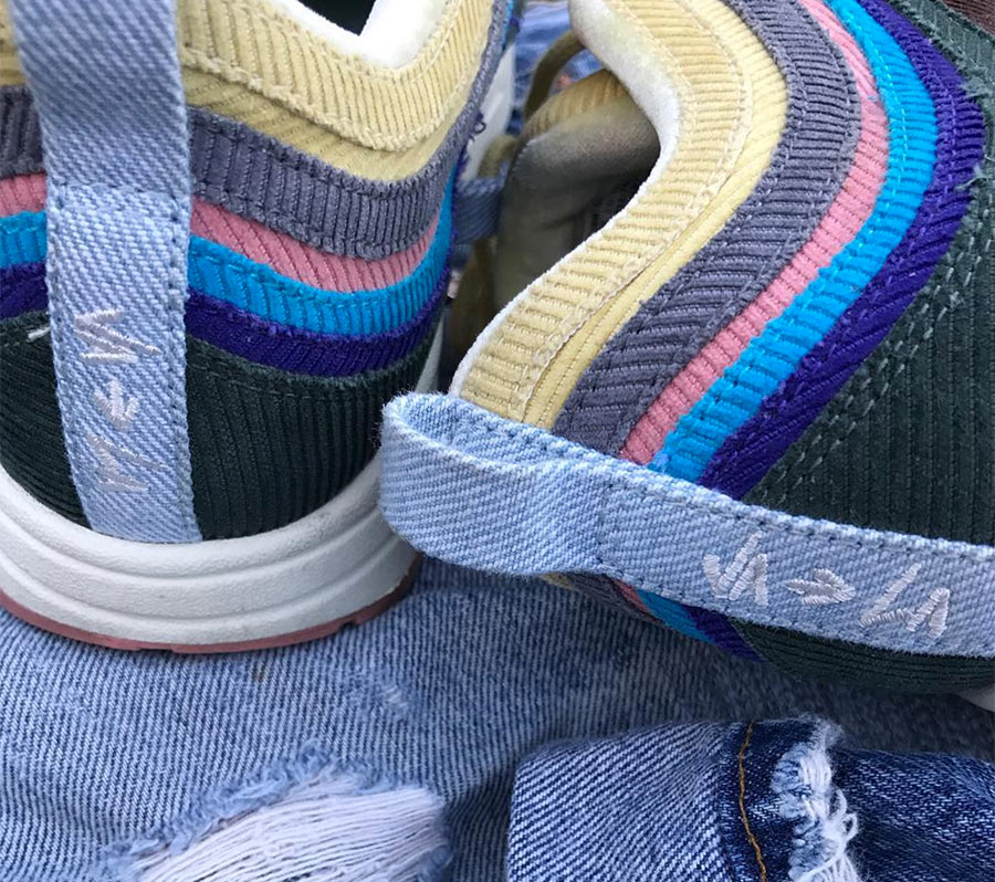 best sell best prices wide varieties Preview: Nike Air Max 97 / 1 x Sean Wotherspoon - Le Site de ...