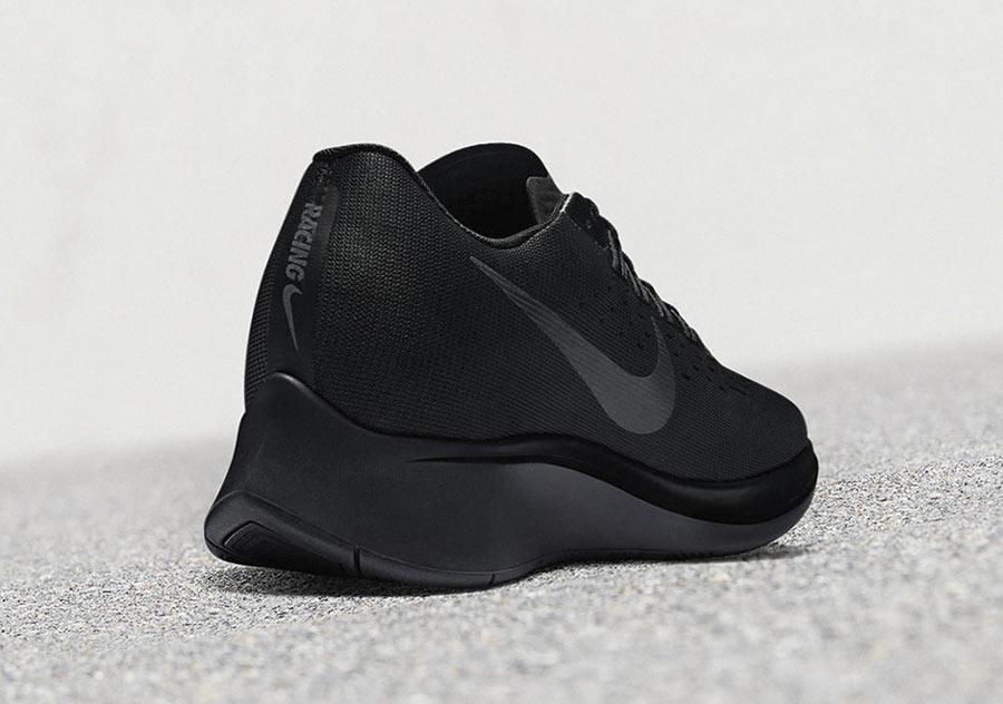e15feb61e12 Nike Zoom Fly Triple Black - Le Site de la Sneaker