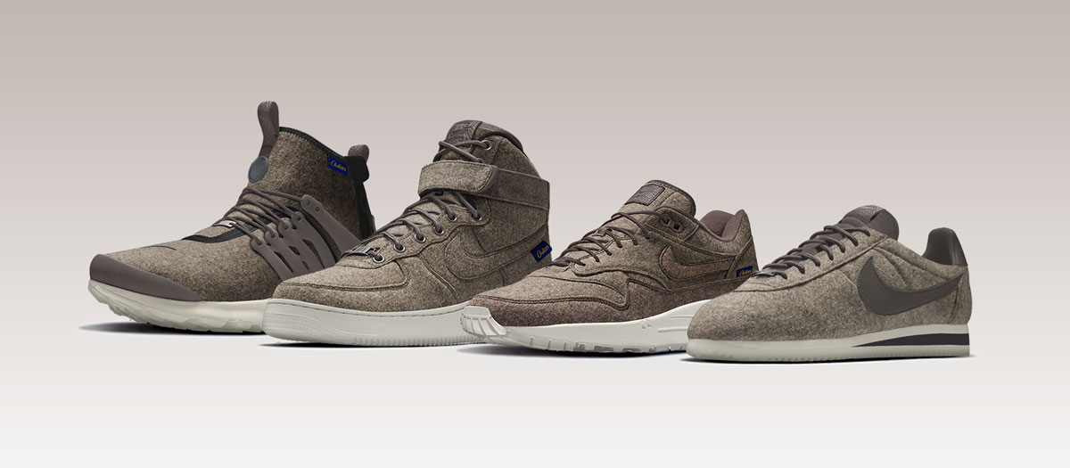 NIKEiD Pendleton Winterized collection