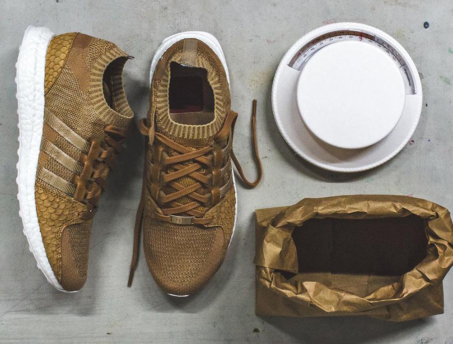 a1f80bb9b63 Pusha T x adidas EQT Brown Paper Bag - Le Site de la Sneaker