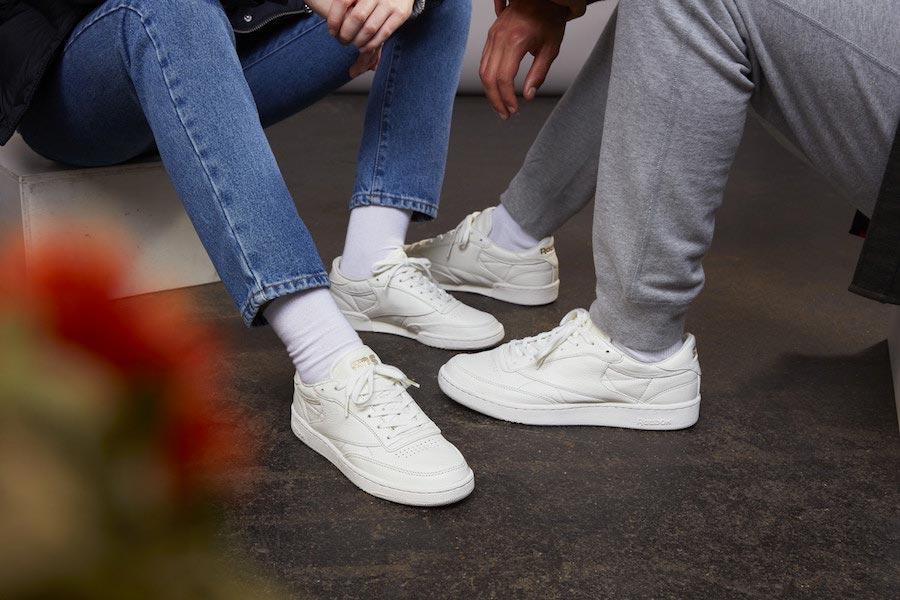 88403ac3bef5 Sneakersnstuff x Reebok Club C 85 Premium - Le Site de la Sneaker