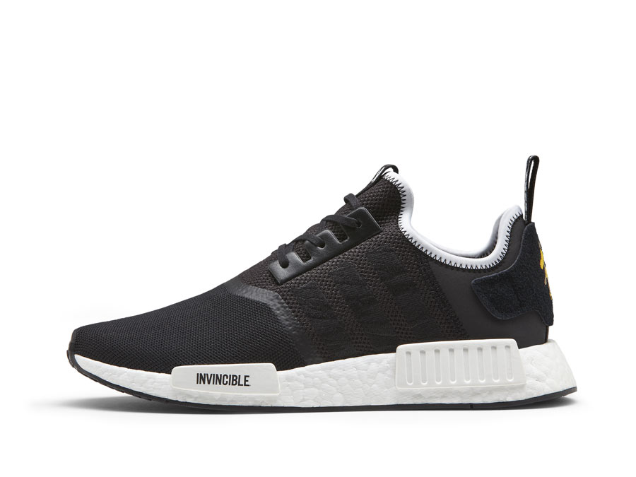 2018 Neighborhood X Invincible x adidas NMD Boost Basket Adidas Nmd R1 Femme