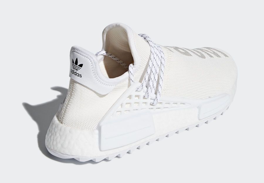 adidas human race beige