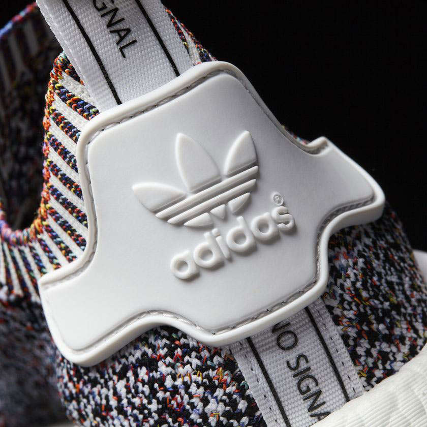 timeless design aa2aa 4d682 adidas NMD R1 PK Color Static