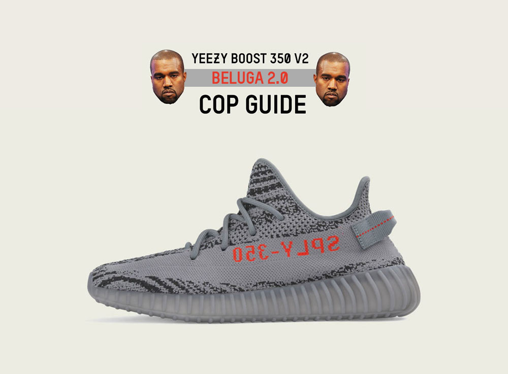 adidas Yeezy Boost 350 V2 Beluga 2 Cop Guide
