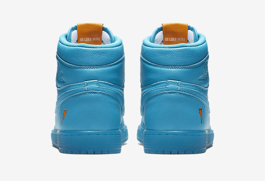 cc9c87f8698c7b Air Jordan 1 Gatorade Blue Lagoon - Le Site de la Sneaker