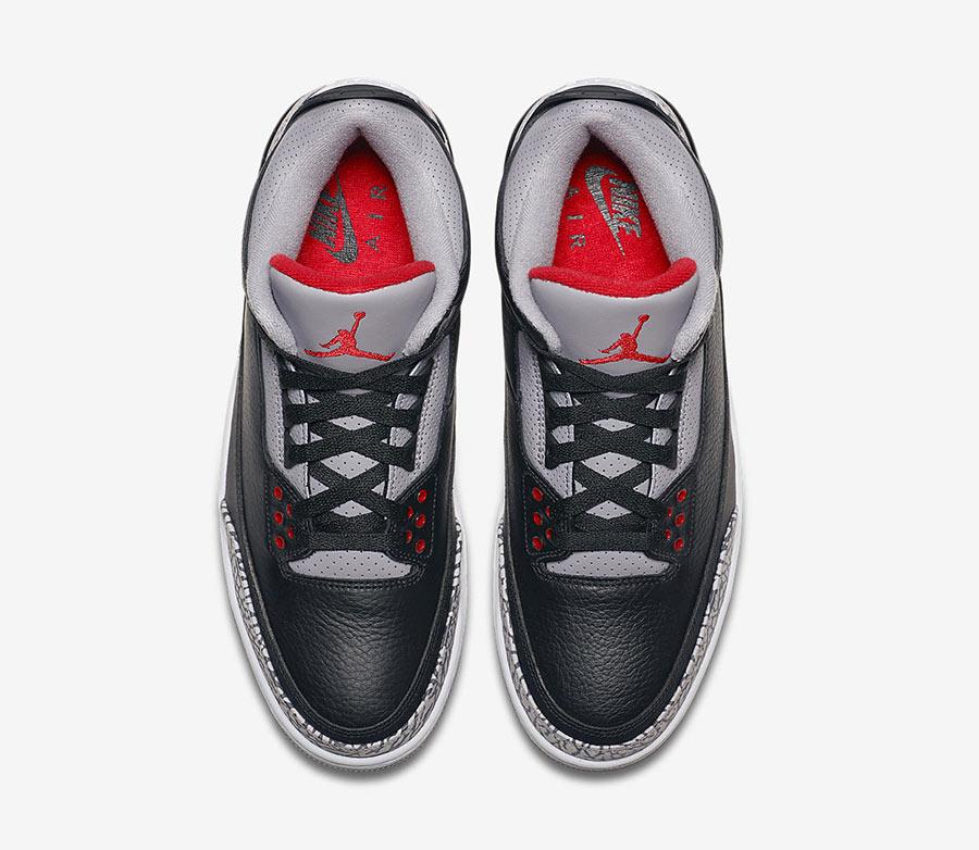 buy online 7ee5e c73da air-jordan-3-black-cement-854262-001-3