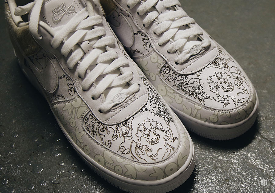Preview: Nike Air Force 1 Low Year Of The Dog Le Site de