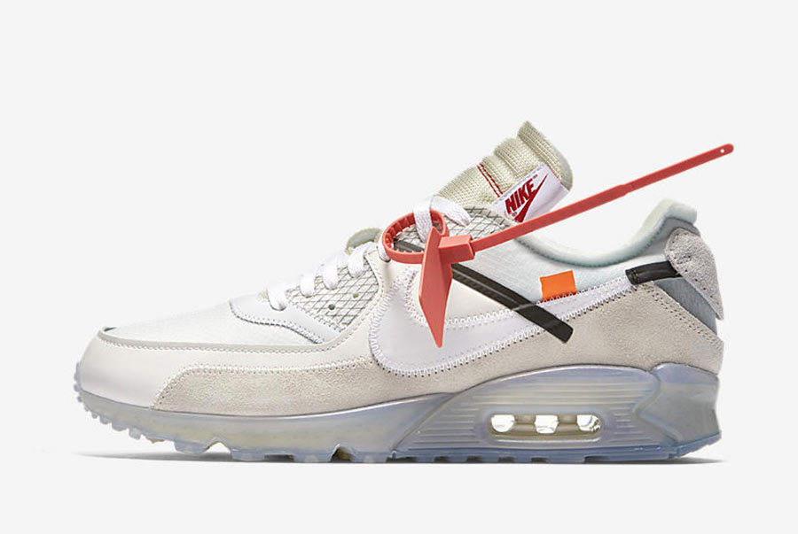 le dernier 9d718 6b0a3 Off White x Nike Air Max 90 10X