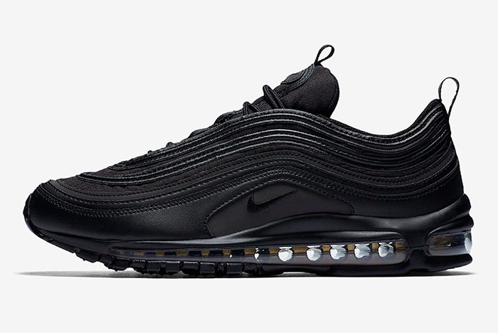 newest best deals on 100% high quality Nike Air Max 97 Black Gold