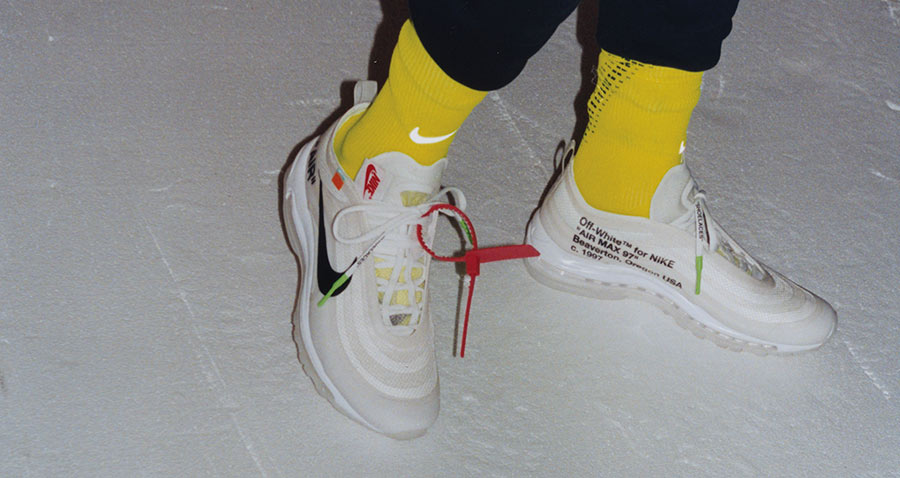 Off White x Nike Air Max 97 The Ten Le Site de la Sneaker