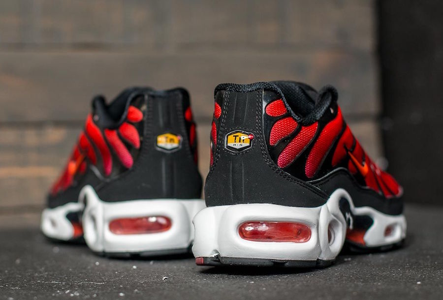 how to buy utterly stylish cheapest price Preview: Nike Air Max Plus Team Orange & Chile Red - Le Site ...