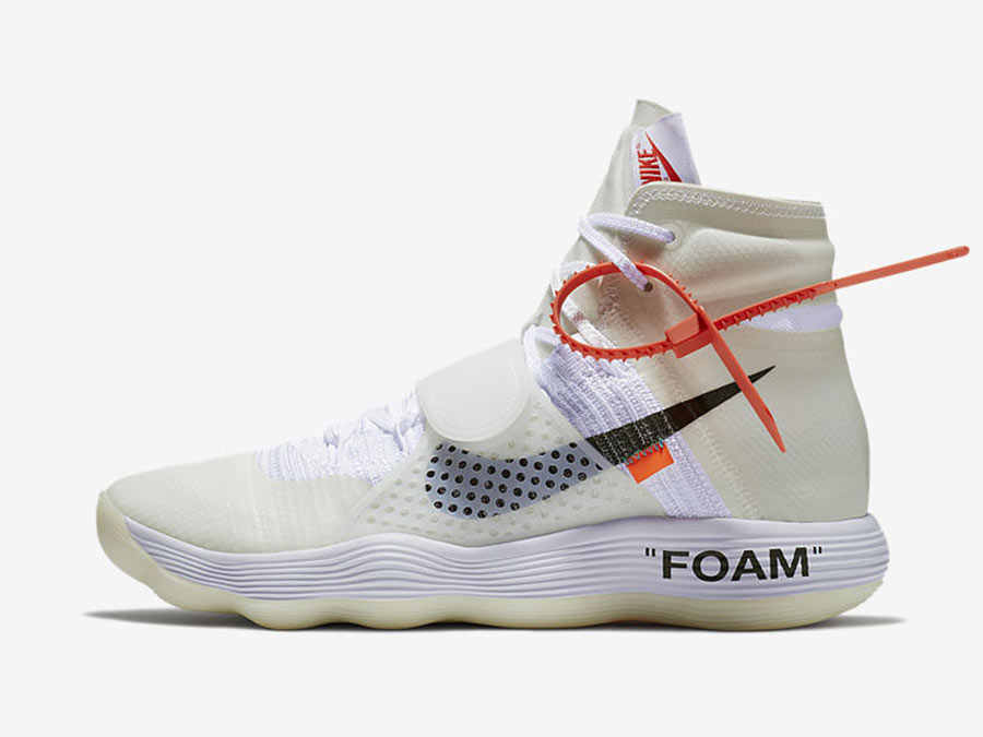 nike chaussure off white