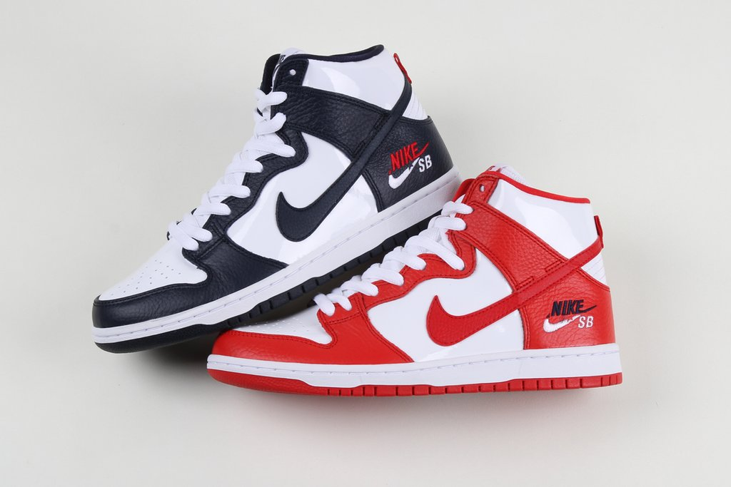 brand new e5935 6500d ... promo code for nike sb dunk high pro dream team pack 8ec22 4ee80