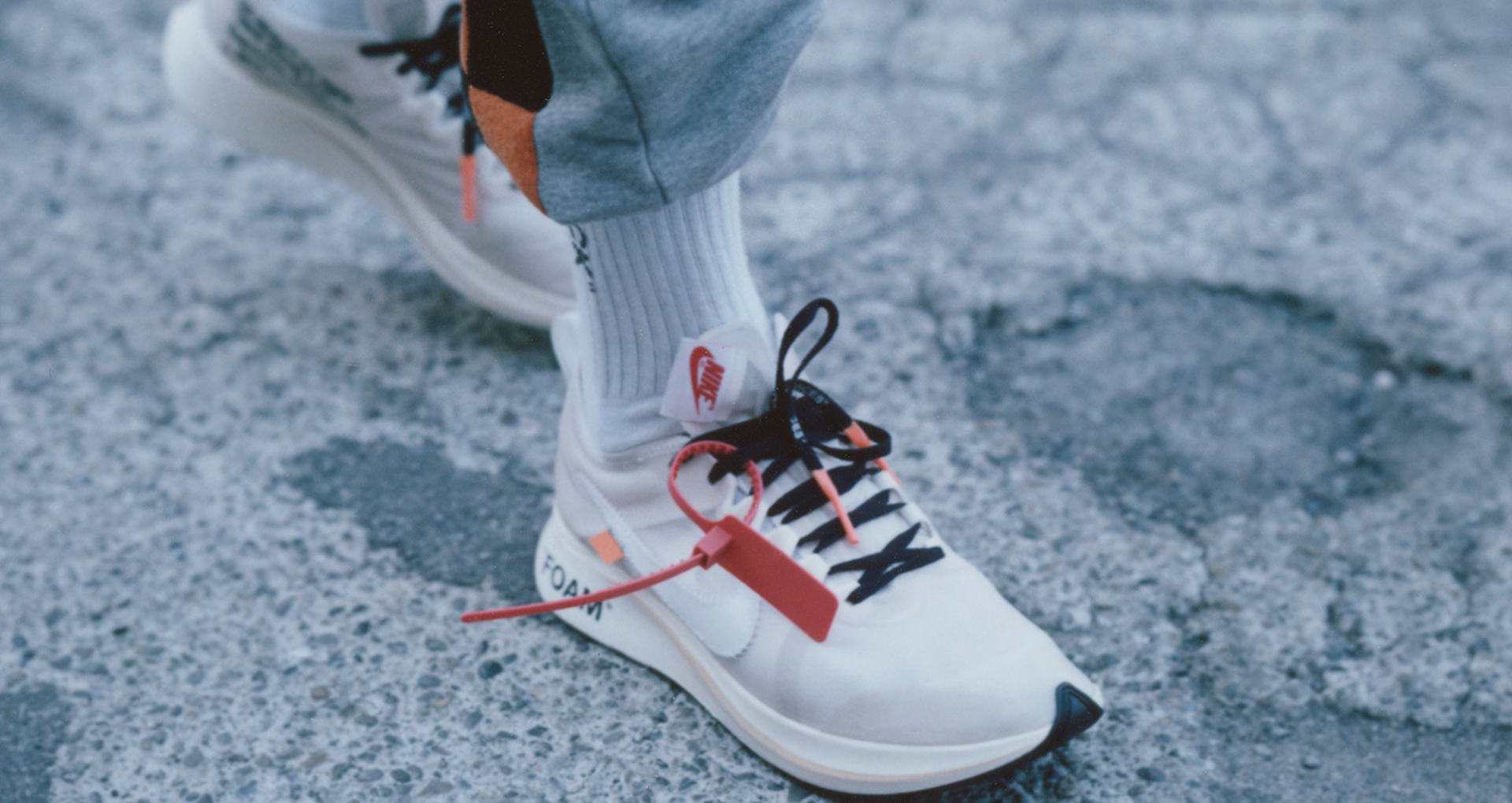 Off White X Nike Zoom Fly The Ten Le Site De La Sneaker