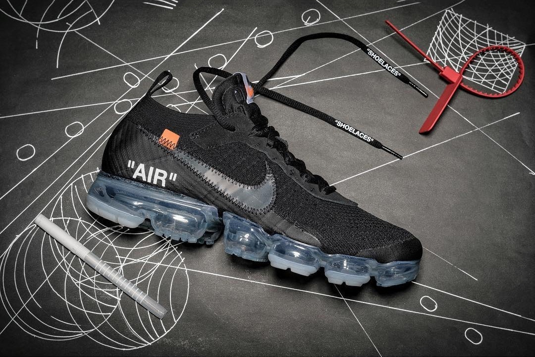 watch 5447a a0cbc Preview: Nike Air Vapormax x Off White 2018 - Le Site de la ...