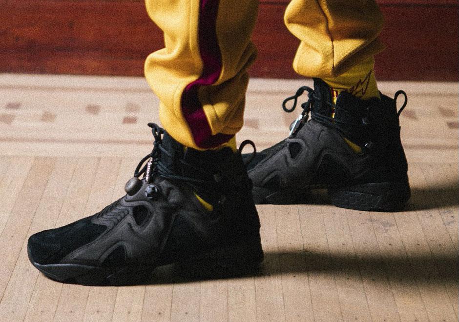 Reebok Furikaze Future Black - Le Site de la Sneaker 8d6835e65