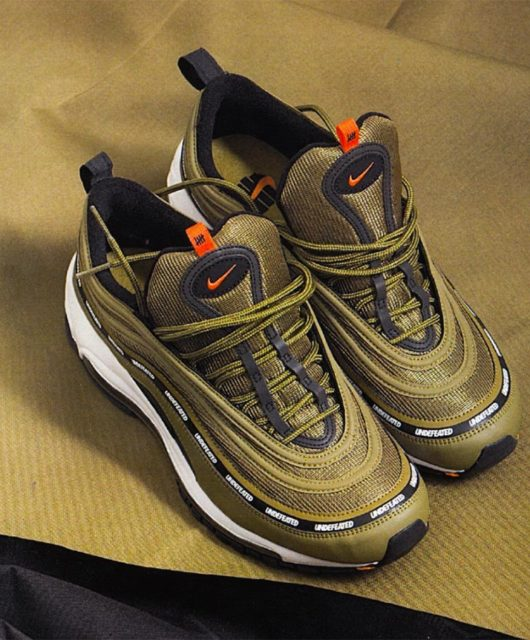 Preview: UNDFTD x Nike Air Max 97 Flight Jacket
