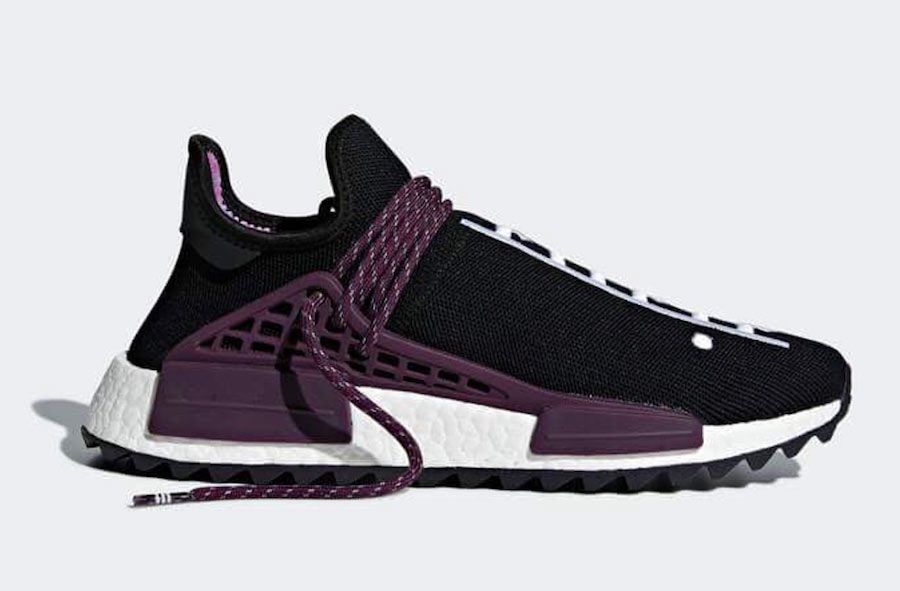 adidas nmd Violet