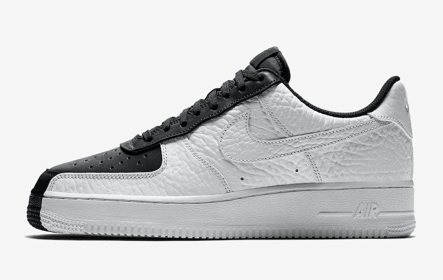 Nike Air Force 1 Split Black White