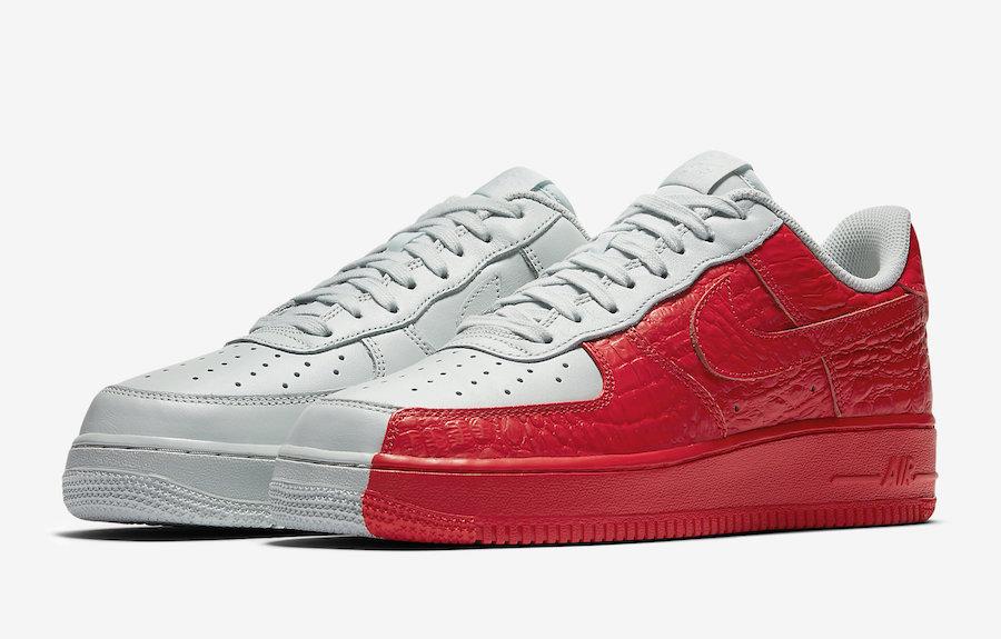 Air Le Low La Red Site White De 1 PreviewNike Force Split Sneaker 8PX0wOkNnZ