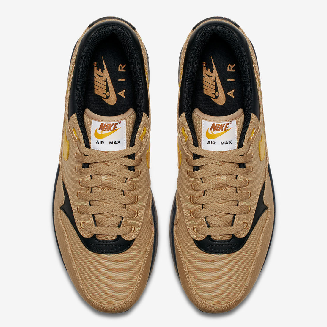 finest selection 35853 67042 nike-air-max-1-93-logo-elemental-gold-