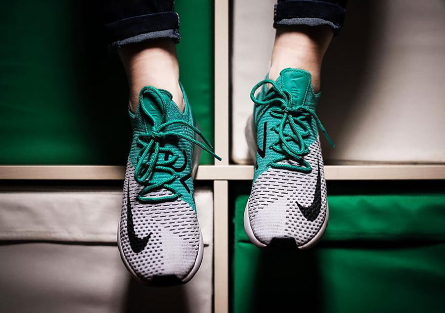 Preview Nike Air Max 270 Green White Le Site De La Sneaker