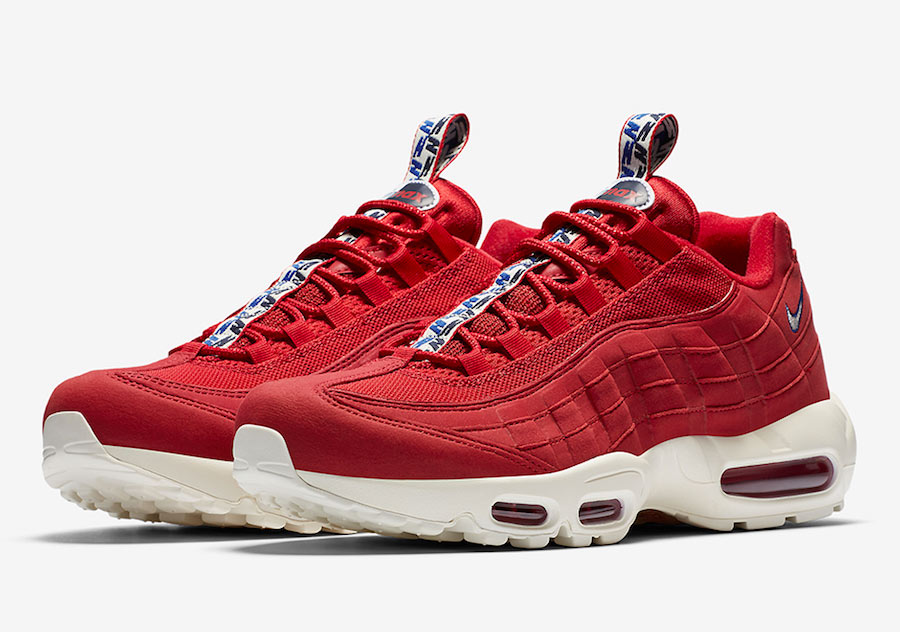 new product bcd97 ed6a7 Nike Air Max 95 Pull Tab Pack - Le Site de la Sneaker