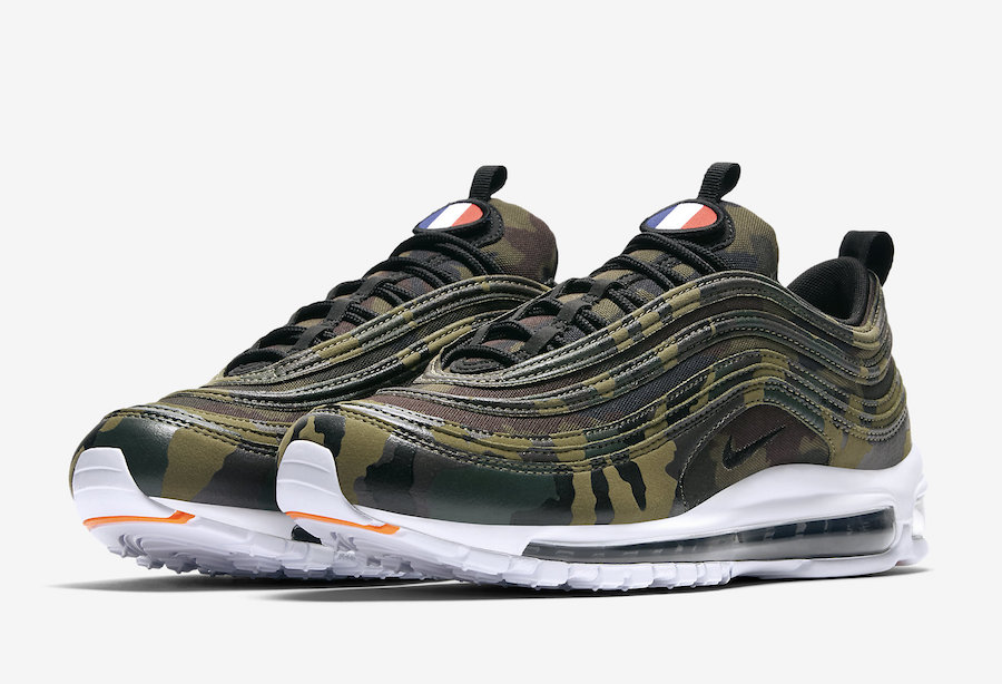 Where To Cop The Nike Air Max 97 'Country Camo' Pack | The