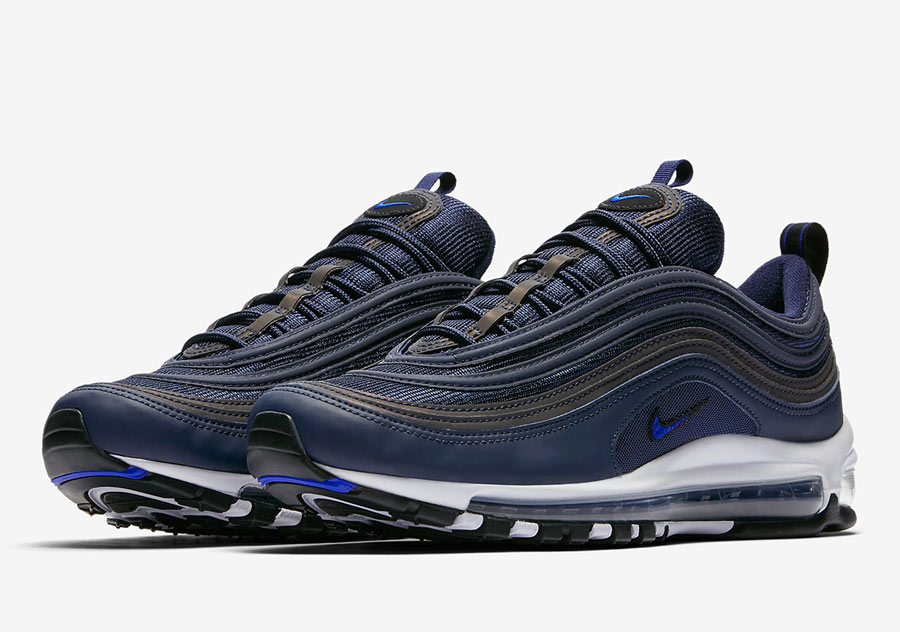 air max 97 bleu marine