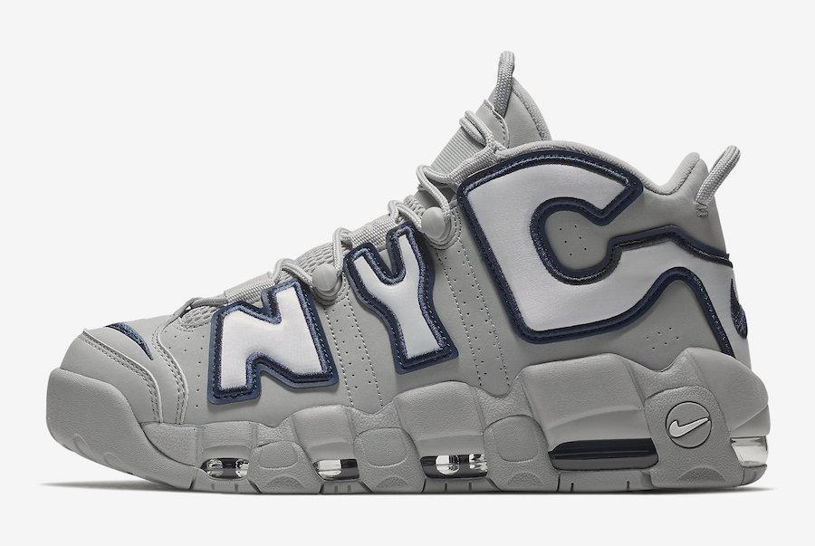 Nyc Air Nike Nike Air More Uptempo j3qAR4L5