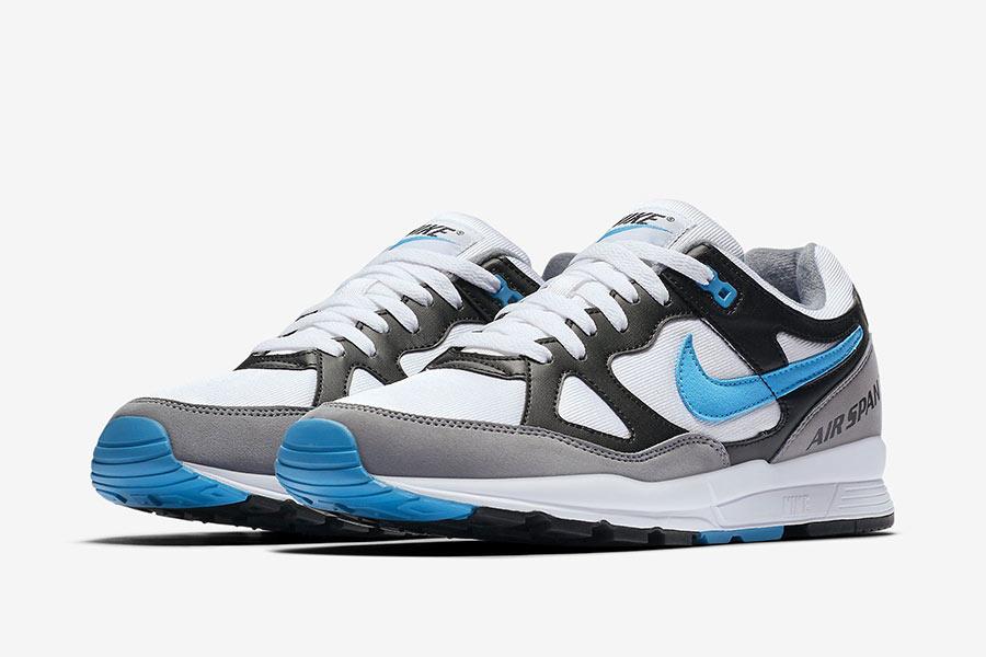 La Nike Air Span 2 de retour en 2018 - Le Site de la Sneaker