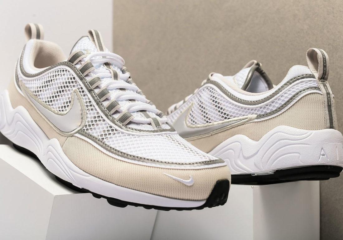 différemment 0fa40 7d5b9 Preview: Nike Air Zoom Spiridon Cream - Le Site de la Sneaker