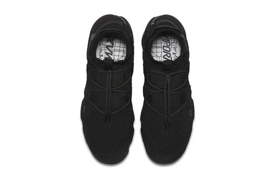buy online 045bb c6ab2 Nike Air VaporMax Flyknit Utility Triple Black