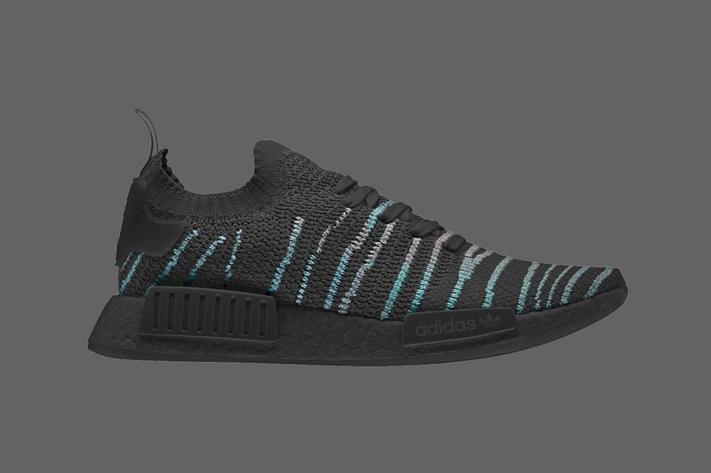 4f965ed39 Preview  Parley x adidas NMD R1 PK STLT Black - Le Site de la Sneaker